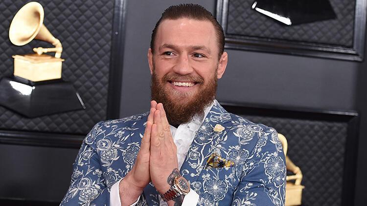 Conor McGregor'dan corona virüsle mücadele için 1 milyon avroluk yardım