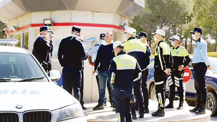 KKTC'de virüs 34 karantina görevlisine bulaştı