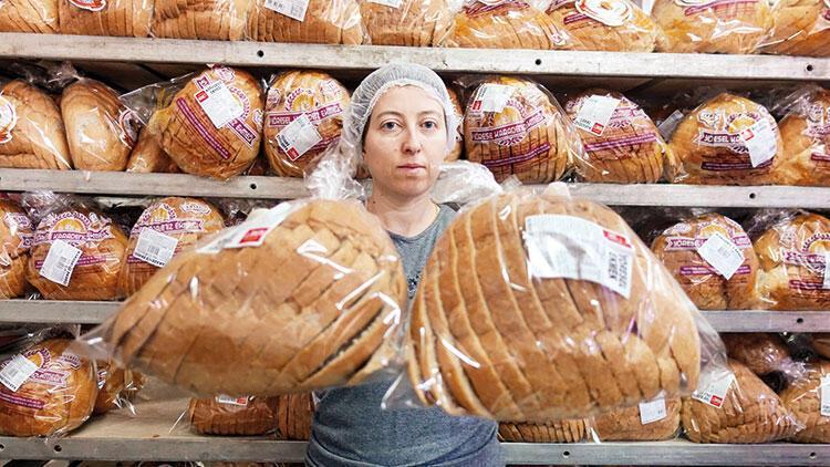 Bütün ekmekler ambalaja
