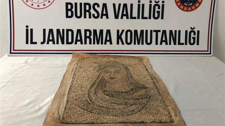 Bursa'da ele geçirildi! 1300 yıllık...