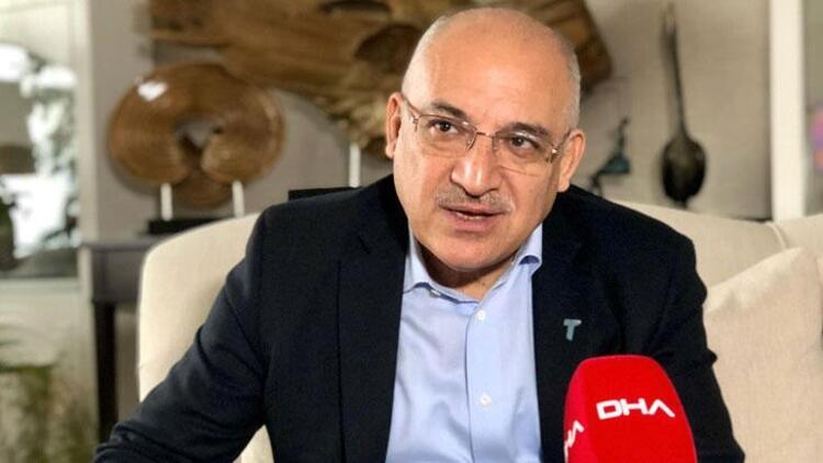 """Mehmet Büyükekşi: """"Corona virüs testi yaptırmak için başvurduk..."""""""