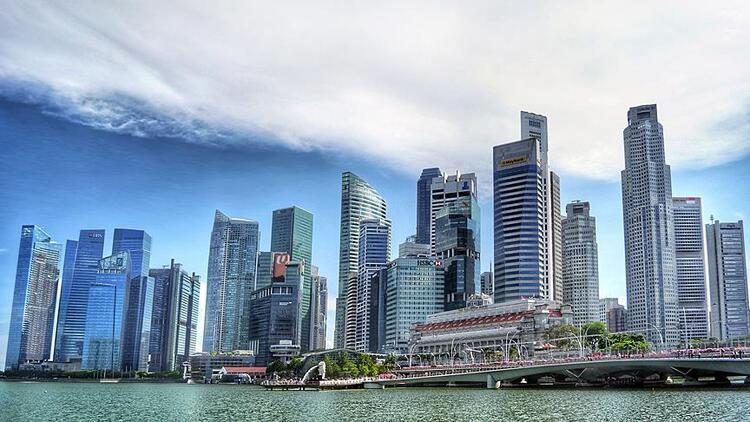 Singapur ekonomisi ilk çeyrekte Kovid-19 etkisiyle yüzde 10,6 daraldı