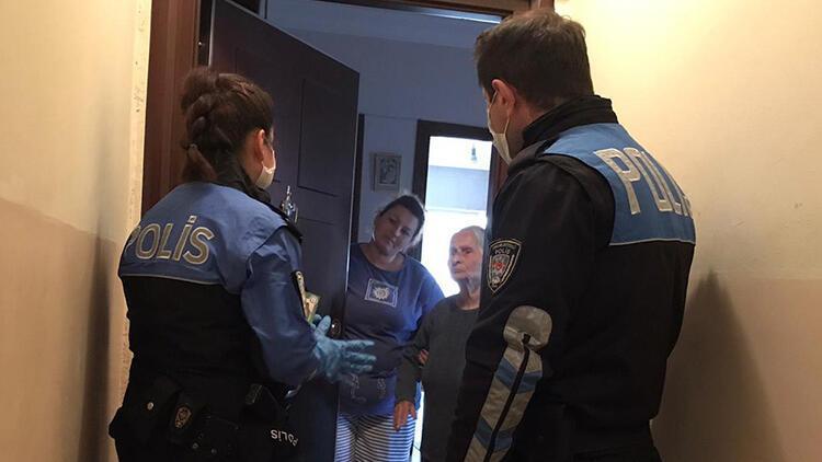 İstanbul'da polis kapı kapı gezdi, tek tek anlattı