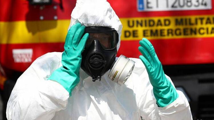 Son dakika haberi: İspanya'da COVID-19'dan son 24 saatte 655 kişi öldü