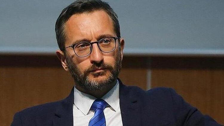 İletişim Başkanı Fahrettin  Altun: Uluslararası dayanışma olmazsa olmaz
