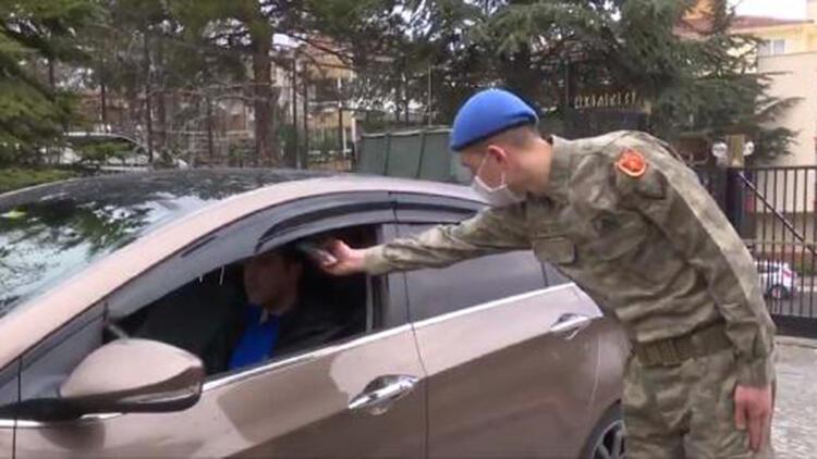 MSB: Birliklere girişlerde sıkı önlemler uygulanıyor