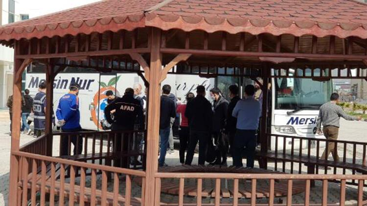KKTC'den getirilen 143 Türk vatandaşı İskenderun'da karantinaya alındı