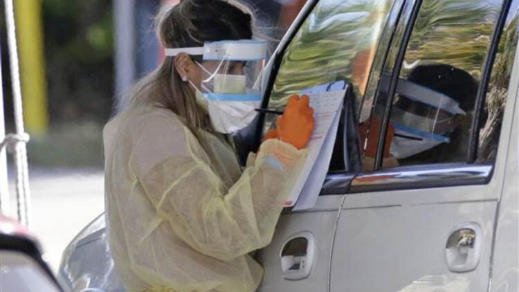 ABD'de Corona Virüs vakalarında rakam 70 bine yaklaştı