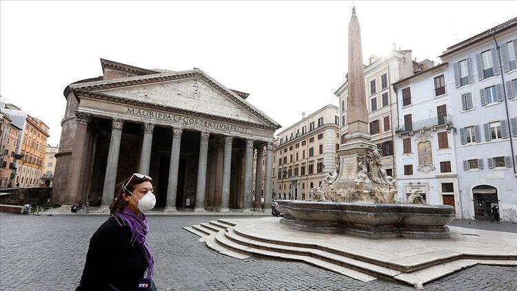 Son dakika haberi: İtalya'da can kaybı 8 bin 165'e yükseldi