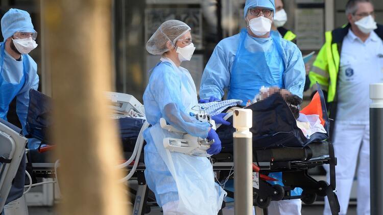 Son dakika haberi: Fransa'da bir günde 365 kişi hayatını kaybetti