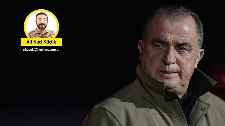 Galatasaray'da yalnızca Fatih Terim'in testi pozitif çıktı