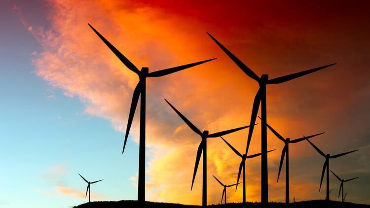 Türkiye'nin rüzgar enerjisinde kurulu gücü 8 bin megavatı aştı