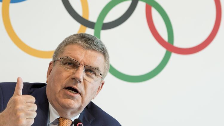 """IOC Başkanı Thomas Bach: """"Yeni takvim 3 hafta içinde belirlenecek..."""""""