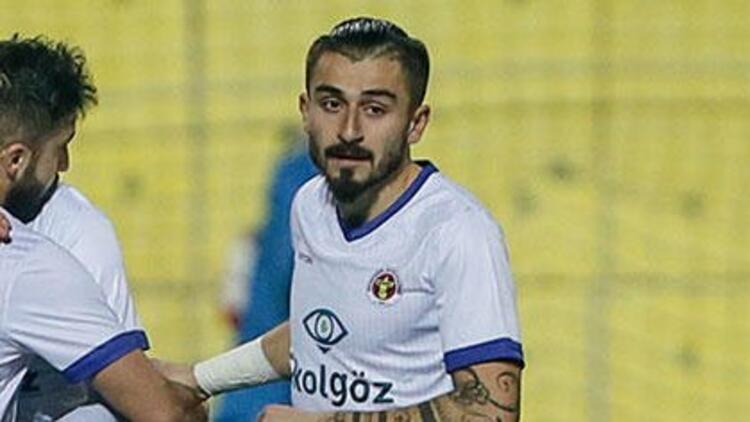 Menemenspor'da sol bek Ercan Coşkun adeta joker oldu!