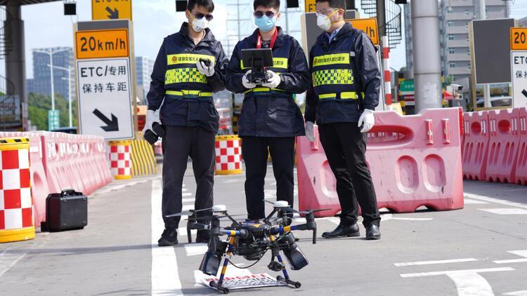Drone'lar ile koronavirüse karşı nasıl mücadele ediliyor?