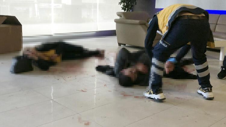 Maske satışında silahlı kavga! Yaralılar var…