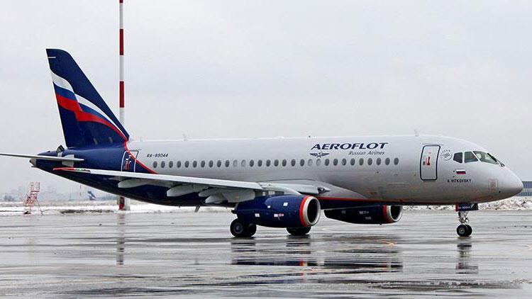 Rus havayolu şirketi Pobeda uçuşlarını durdurdu