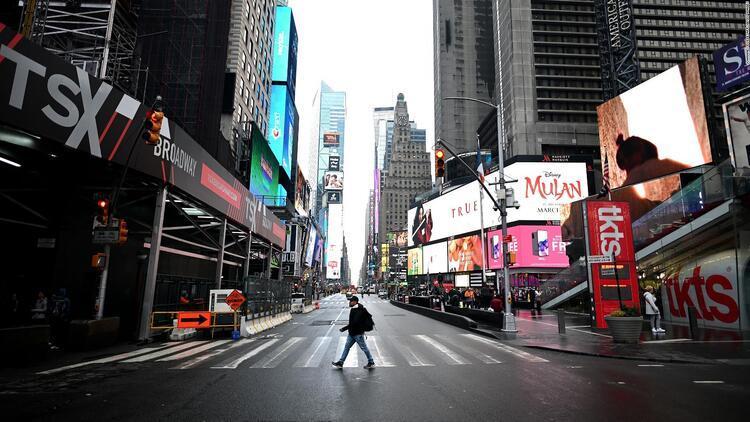 New York Belediye Başkanı açıkladı: Mayısa kadar kapalı kalacak