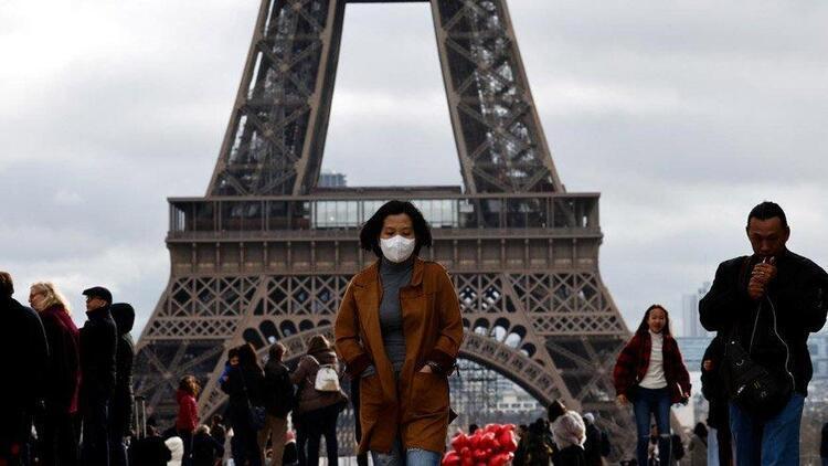 Fransa'da Kovid-19 kaynaklı can kaybı sayısı 1995'e yükseldi