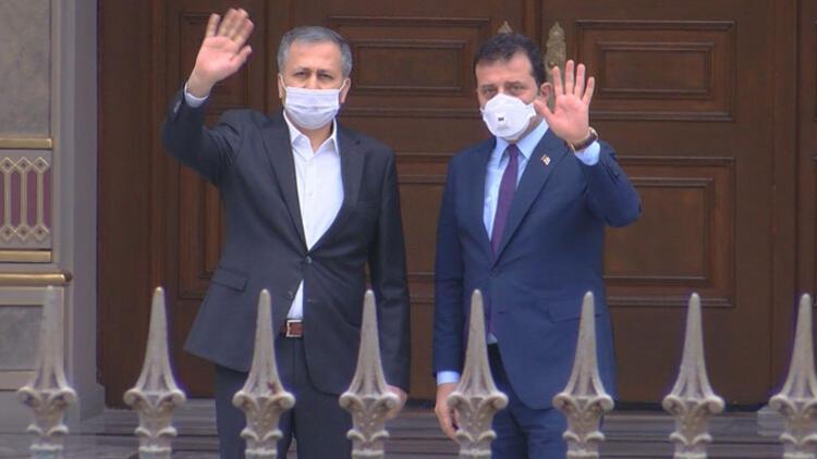 Son dakika haberi: Tüm valiliklerde Pandemi Kurulları toplandı... Vali Yerlikaya bu fotoğrafla duyurdu