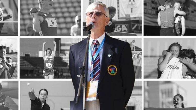 Dünya Down Sendromlular Spor Federasyonu Başkanı Geoff Smedley, Corona virüsten öldü