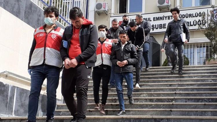 İstanbul'da telefon dolandırıcılığı yapan 5 kişiden 4'ü tutuklandı