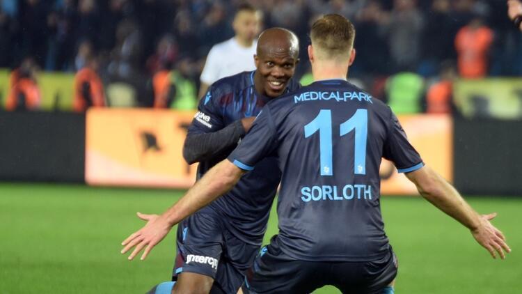 Nwakaeme ve Sörloth, Avrupa'daki yıldızlarla yarışıyor!