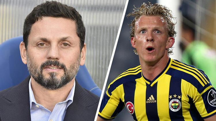 Son Dakika   Fenerbahçe'de Dirk Kuyt heyecanı!