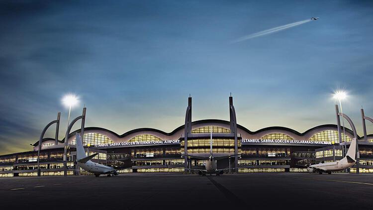 Son dakika haberler: Sabiha Gökçen Havalimanı'nda uçuşlar geçici süre durduruldu