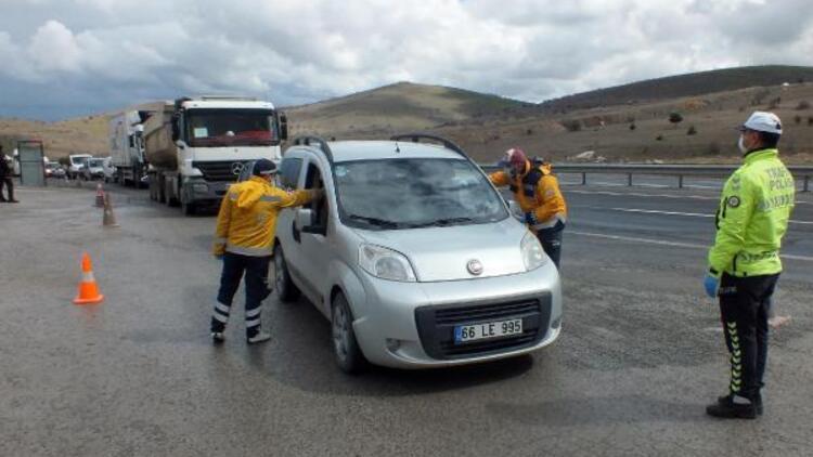 Son dakika haberler... Yozgat'ın Yukarıkarahacılı köyünde Corona Virüsü karantinası