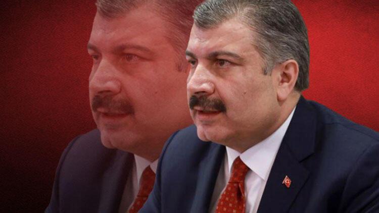 Διακοπή ειδήσεων: Ο Υπουργός Koca ανακοίνωσε την τελευταία περίπτωση και τον αριθμό των ανθρώπων που έχασαν τη ζωή τους!  Τελευταία κατάσταση στον ιό corona