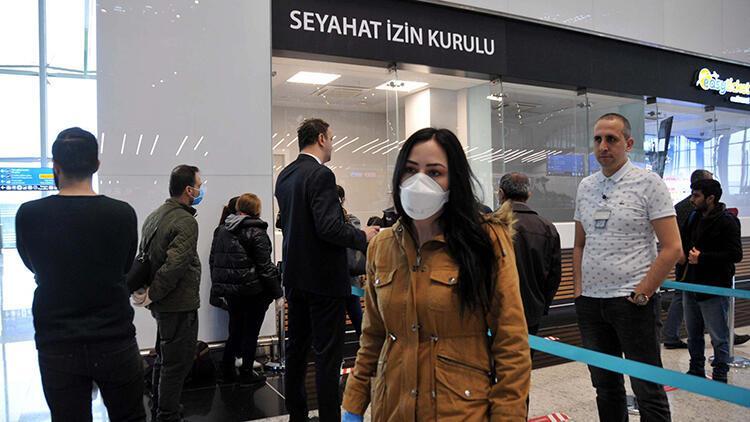 Yer: İstanbul Havalimanı... Bugün başladı