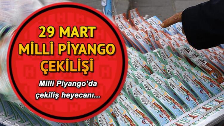 Milli Piyango (MPİ) bilet sorgulama ekranı ve sıralı tam liste sayfası... 2020 Milli Piyango çekiliş sonuçları (29 Mart 2020)