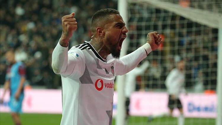 """Beşiktaş'ın yıldızı Boateng konuştu: """"Transferimden pişman değilim"""""""