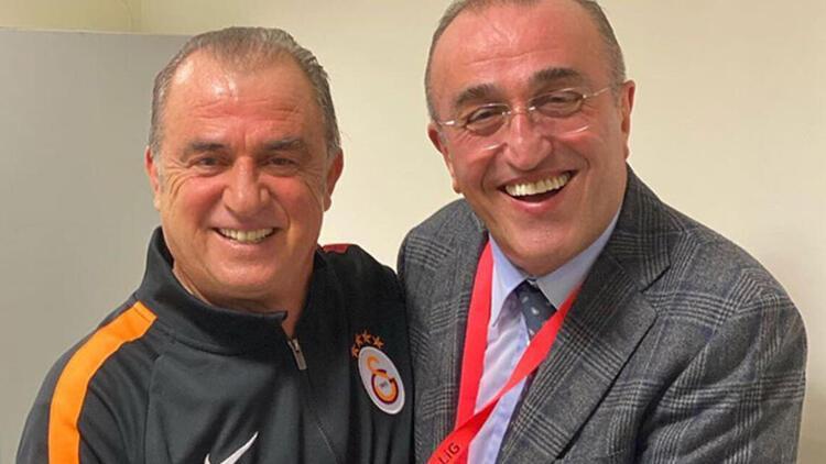 Galatasaray'da Fatih Terim ve Abdurrahim Albayrak'tan iyi haber geldi