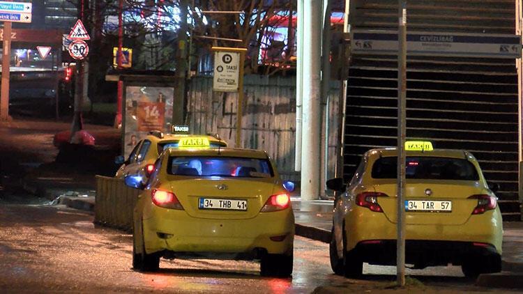 Taksilerin tek-çift plaka uygulaması başladı