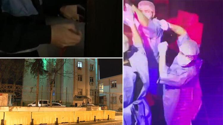 Son dakika haberi: Büyükçekmece'deki 'korona partisi'ne operasyon! 11 kişi gözaltına alındı
