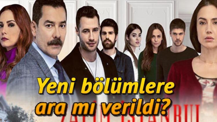 Zalim İstanbul Kanal D yayın akışında neden yok? Zalim İstanbul yeni bölümü ne zaman?