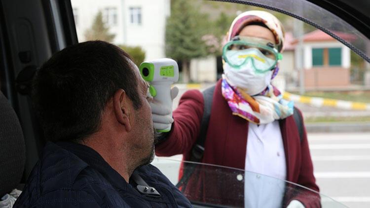 Sivas'ta koronavirüs tedbirleri