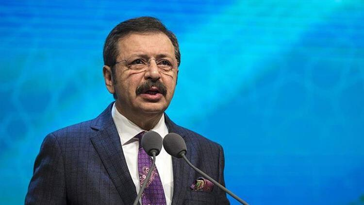 """TOBB'dan """"Biz Bize Yeteriz Türkiyem"""" kampanyasına 10 milyon lira"""