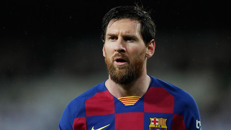 Maaş kesintisi Messi'yi kızdırdı