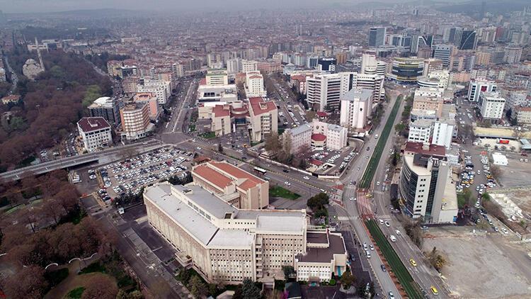 Gaziantep'te 'koronavirüs' sessizliği