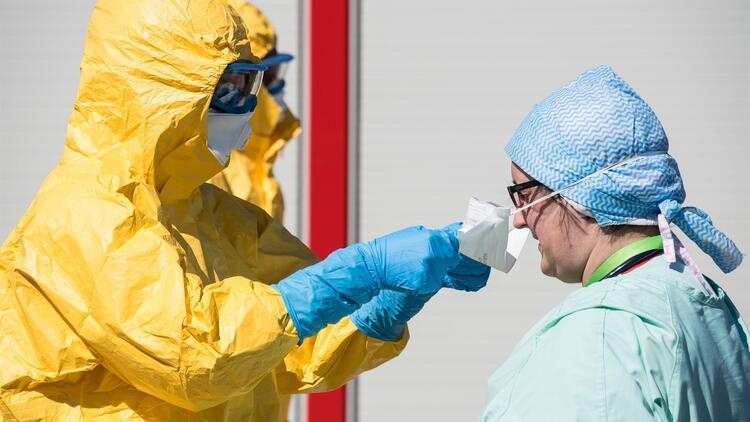 Hollanda'da corona virüsten 175 kişi daha öldü
