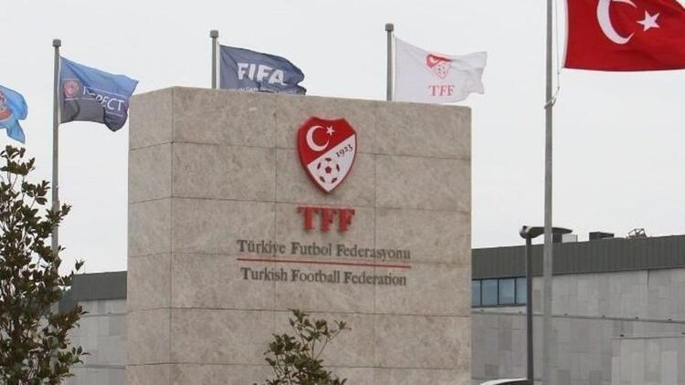 TFF'den Milli Dayanışma Kampanyası'na 1 milyon 923 bin lira destek