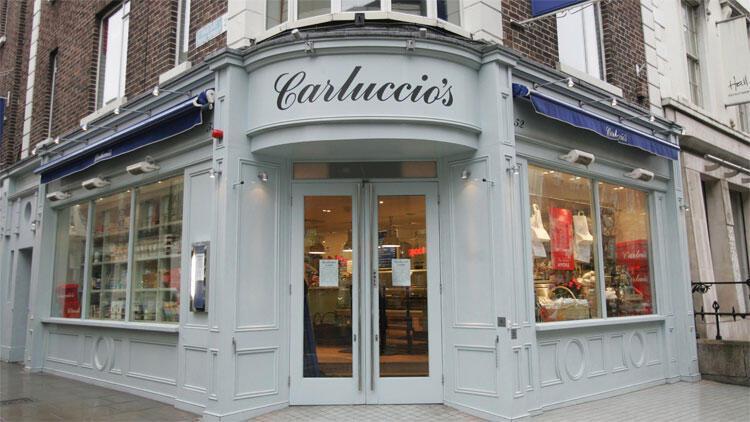 İngiltere'deki ünlü restoran zinciri iflas etti