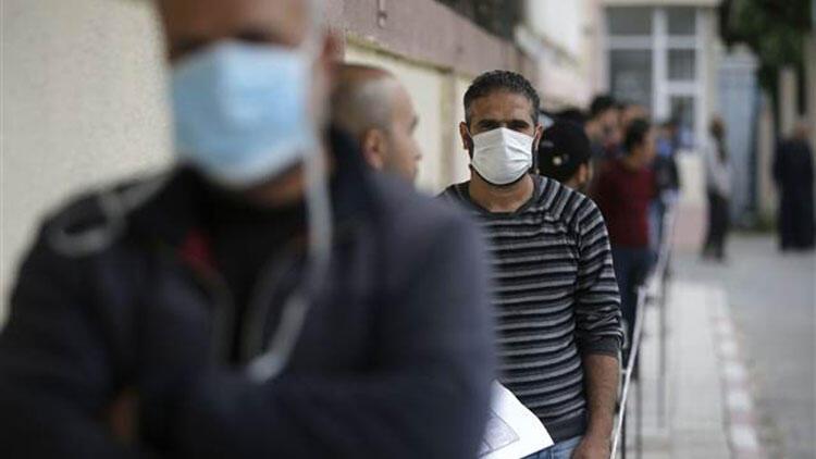 Gazze ve Tunus'ta Kovid-19 vaka sayıları artı