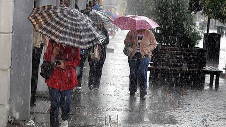 Dikkat! Meteoroloji'den son dakika yağış uyarısı