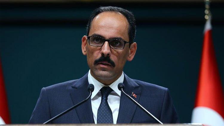 İbrahim Kalın, NATO'ya 'Türkiye'nin dayanışmasını' örnek gösterdi