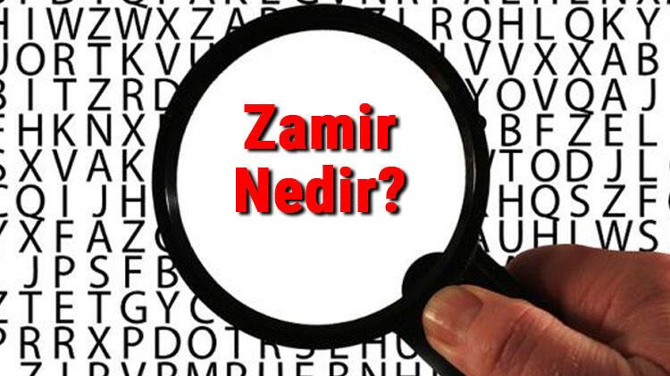 Zamir Nedir? Zamir Çeşitleri Ve Özellikleri Nelerdir? Zamirler (Adıllar) Konu Anlatımı Ve Örnekleri