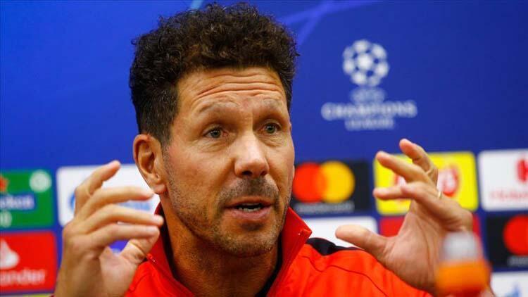 Atletico Madridli corona virüsü sebebiyle futbolcular yüzde 70 maaş indirimini kabul etti
